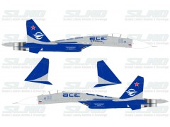 "Su-27FSM Blue 731 ""Flankerstein"" (What If Build)"