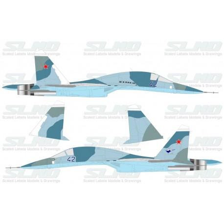 Su-27IB No:42 (T-10V-1)