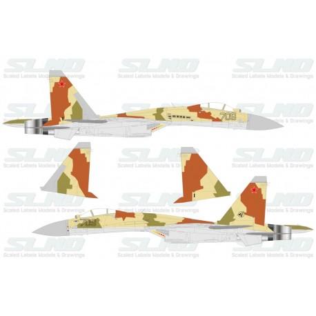 Su-35BM No:701 (T-10M-9)