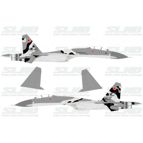 Su-27KI No:305