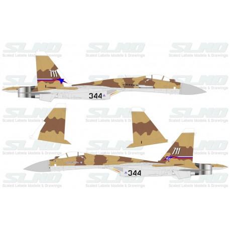 Su-37 No:711 (T-10M-11)