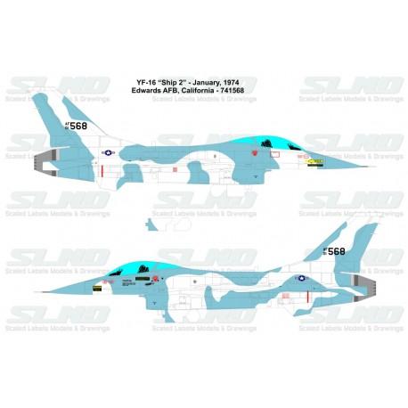 F-16 Second Prototype 01568
