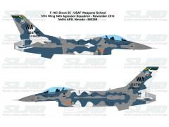 """F-16C Block40F """"Solo Türk"""" No:2"""