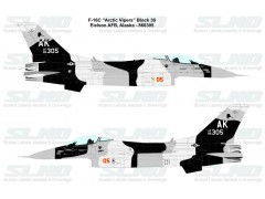 F-16C Block30 Arctic Viper 860305