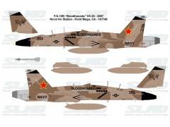 F/A-18A+ Splintered Camo 162904