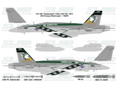 F/A-18A+ Splintered Camo 162904