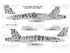 """F/A-18D """"Bengals"""" VMFA-224 - 2011 Iwakuni, Japan - 164886"""