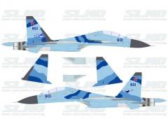 Su-35UB No:801 (T-10UBM-1)