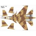 "Su-37 No:711 (T-10M-11) ""Terminator"""