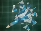 "Su-33UBM ""Fullanker"" - Revell/Italeri - 1:72 You can follow complete progress report in Britmodeller ""Su-33UBM ""Fullanker"" (T-10X Series) in 1/72 scale - Revell/Zvezda/Italeri ""What-If Project"" (WIP)"" topic."
